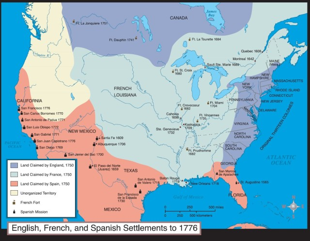 US_English_Spanish_French_settlements_1776