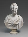 Andrew Jackson, by Hiram Powers