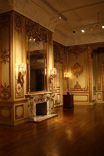 Astor Salon at the Ringling Museum